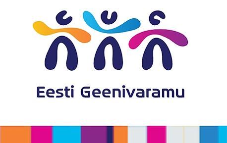 Eesti Geenivaramu logo