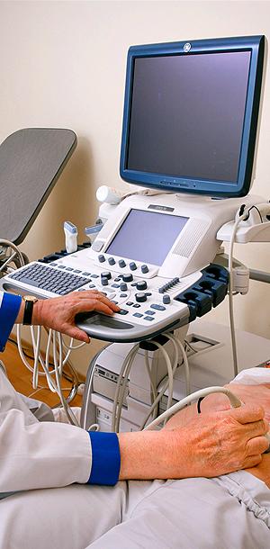 Haigla ultraheli
