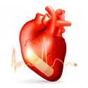 Aktiivravi tähistav pilt/link - plaasterdatud süda